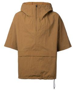 En Route | Zipped Neck Hooded Jacket