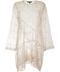 Ann Demeulemeester | Sheer Lace Dress Women