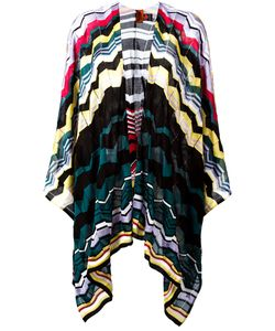 Missoni | M Knitted Cape
