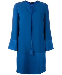 Paule Ka | Tie-Neck Shift Dress Size 38