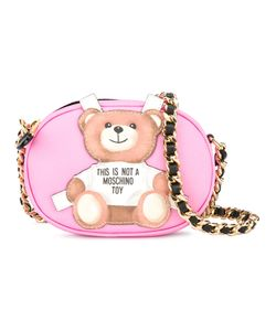 Moschino | Toy Bear Paper Cut Out Crossbody Bag Polyurethane