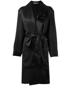 Lanvin | Пальто С Цветочным Элементом
