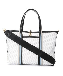 Pierre Hardy | Printed Shopper Tote Calf Leather/Canvas