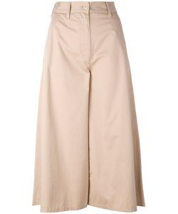 MM6 by Maison Margiela   Mm6 Maison Margiela Flared Cropped Trousers
