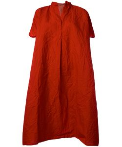 DANIELA GREGIS | Mandarin Neck T-Shirt Dress Size 2