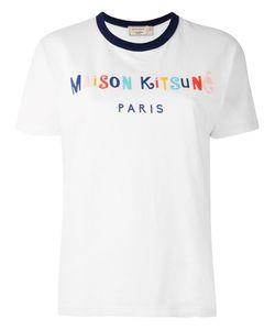 Maison Kitsune | Maison Kitsuné Party T-Shirt L