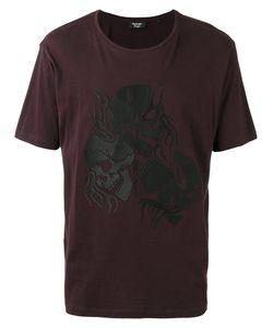The Kooples   Flaming Skull T-Shirt