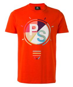 PS PAUL SMITH | Ps By Paul Smith Logo Printed T-Shirt Size Xl