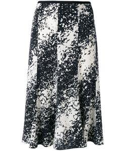 Diane Von Furstenberg | Splattered Skirt