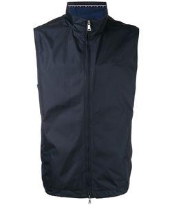 Paul & Shark | Roll Neck Waistcoat Size Large