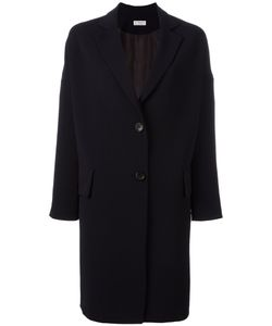 Alberto Biani | Flap Pocket Coat 42 Triacetate/Polyester
