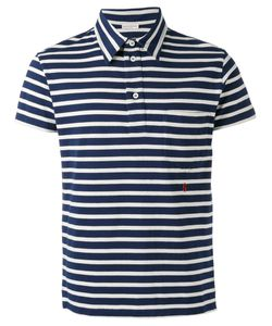 Marc Jacobs | Short Sleeve Stripe Polo Shirt