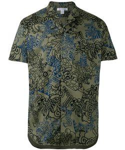 Comme Des Garcons   Comme Des Garçons Shirt Patterned Shirt