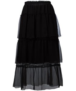 Sonia Rykiel | Sheer Layer Skirt Size