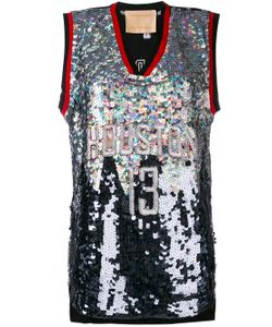 Night Market | Huston Embroidered Nba Tank