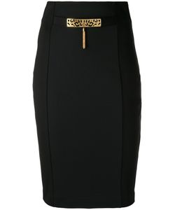 Cavalli Class   Embellished Pencil Skirt Size
