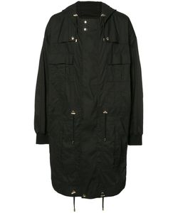 Balmain | Hooded Duffle Coat Size Medium