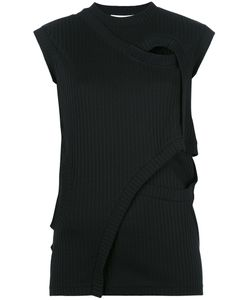ENFÖLD | Enföld Ribbed Detail Folded Sweatshirt 38 Cotton/Polyester
