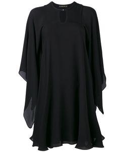 Plein Sud   Мини-Платье Кроя Кейп