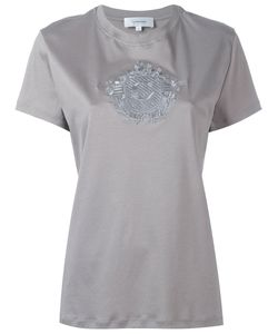 Carven | Embroidered Motif T-Shirt Xs
