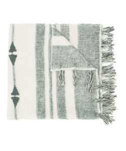 Denis Colomb   Striped Large Scarf