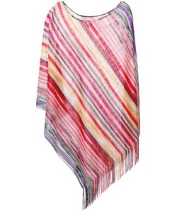 Missoni | Striped Poncho One