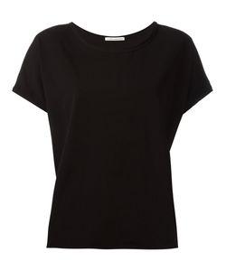 Stefano Mortari   Short-Sleeve Raw Hemmed T-Shirt 44 Cotton/Spandex/Elastane