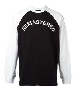 HOOD BY AIR   Remaste Sweatshirt Medium Cotton