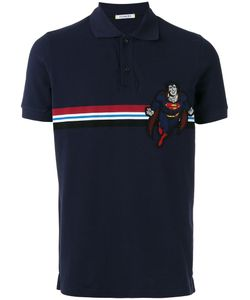 ICEBERG | Superman Patch Polo Shirt Size Small