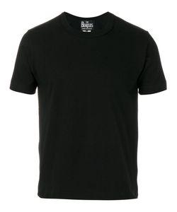 THE BEATLES X COMME DES GARCONS   Plain T-Shirt Men