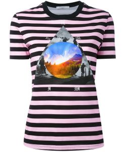 Givenchy | Stripe Full Moon T-Shirt