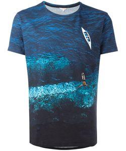 Orlebar Brown | Deep Sea Print T-Shirt Size Medium