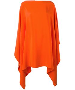 Gianluca Capannolo | Draped Dress 44 Silk