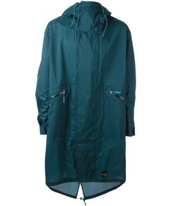 adidas Originals | Hooded Raincoat Large Nylon