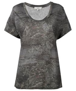 Vanessa Bruno Athe'   Vanessa Bruno Athé Print T-Shirt Size 36