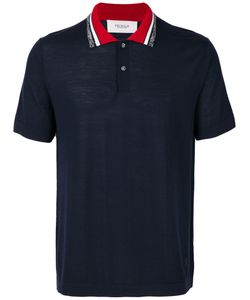 Pringle Of Scotland | Knitted Polo Shirt Men