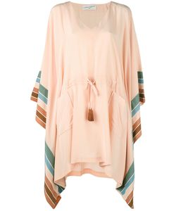 ANTONIA ZANDER | Stripe Panel Kaftan