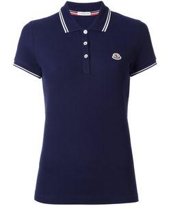 Moncler | Short Sleeve Polo Shirt Xl Cotton
