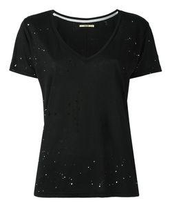 J Brand | Janis T-Shirt Medium Linen/Flax/Lyocell