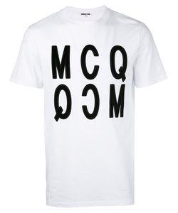 Mcq Alexander Mcqueen | Футболка С Принтом Логотипа