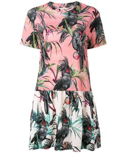 PS PAUL SMITH | Ps By Paul Smith Graphic Print Dress 40