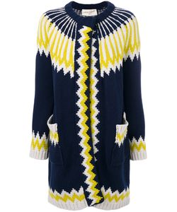 ANTONIA ZANDER | Chevron Pattern Cardigan Women
