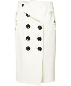 Monse | Front Button Skirt 4