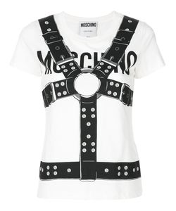 Moschino | Harness Print T-Shirt