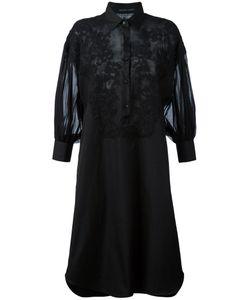 Ermanno Scervino | Longsleeve Lace Dress