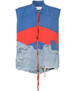 GREG LAUREN | Patchwork Vest 2