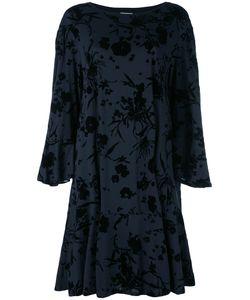 Dries Van Noten | Velvet Smock Dress Size Small