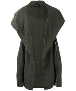 ANDREA YA'AQOV | Hooded Vest Size Small