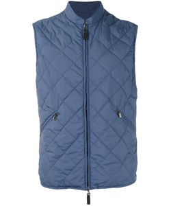 Canali | Quilted Vest Size 52