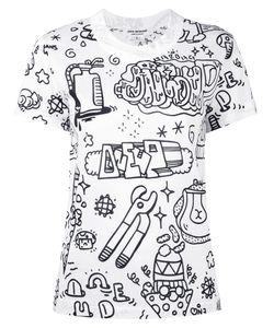 JUNYA WATANABE COMME DES GARCONS | Junya Watanabe Comme Des Garçons Illustrated T-Shirt